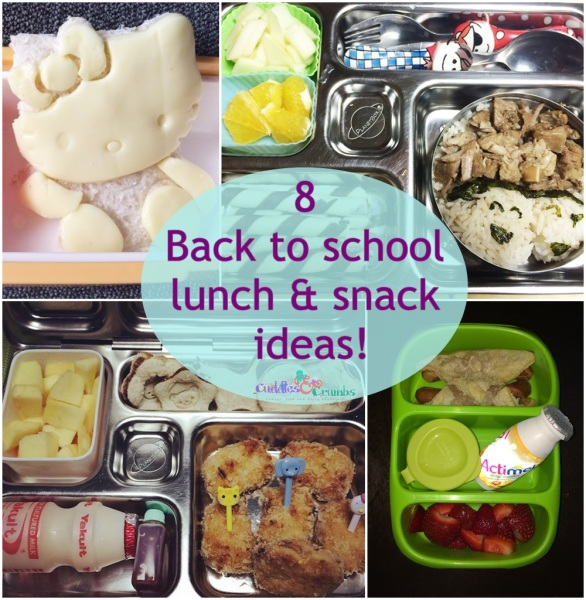 Back To School Bento Ideas
