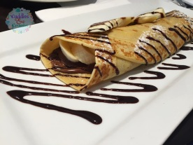Banana Nutella Crepe Eggspectations