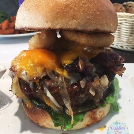 The BBQ Burger Eggspectations