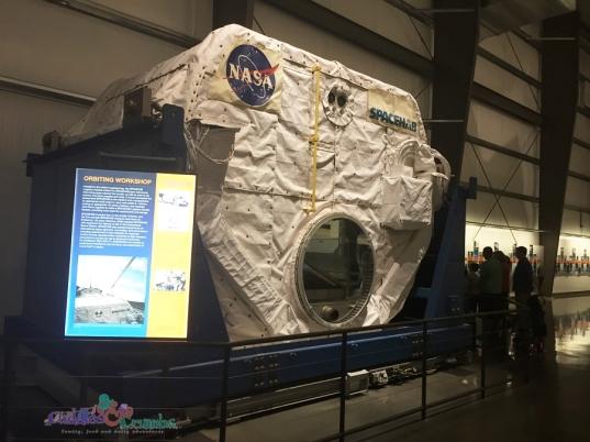 Endeavour Space Hab