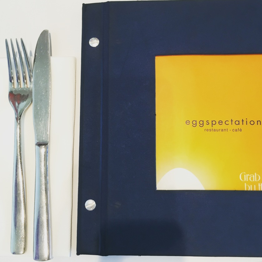 Eggspectation Restaurant review