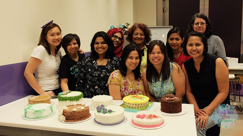 Decorating Cake Classes In Dubai
