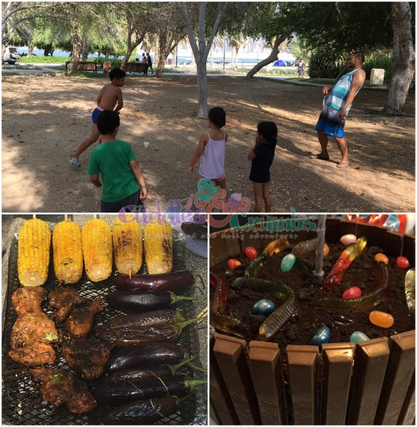Birthday Beach Park Day