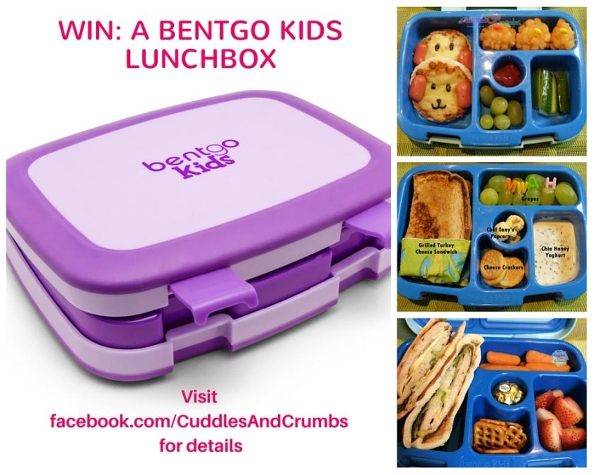 bentgo kids giveaway
