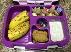 bentgo kids banana lunch