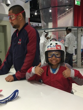 iFly Dubai Clothes