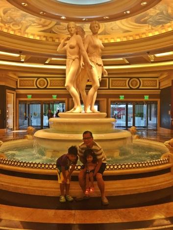 Ceasars Palace Main Lobby