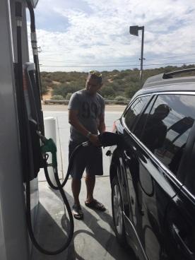 LA Las Vegas trip Gasoline Refill