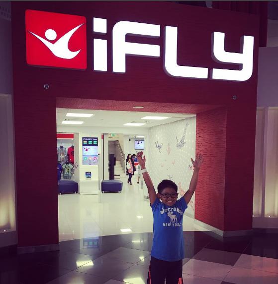 iFly Dubai Mirdiff City Centre
