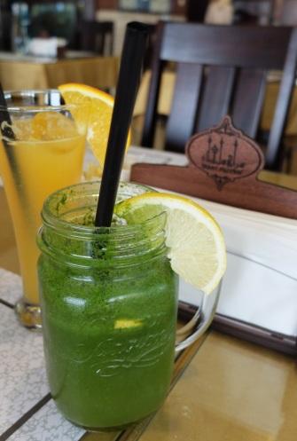 Saray Sultan Lemon Ginger Mint