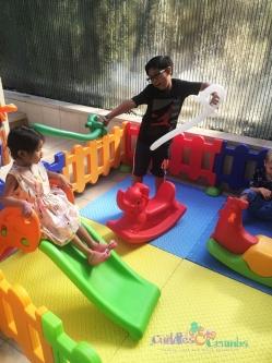 Toko Family Brunch Kid Area