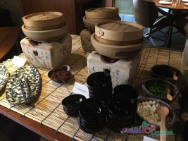 Toko family garden brunch dimsum