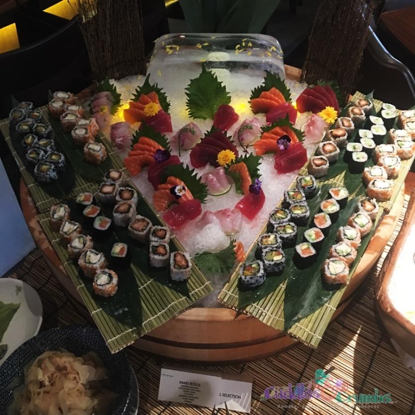 Toko Sushi Maki Rolls