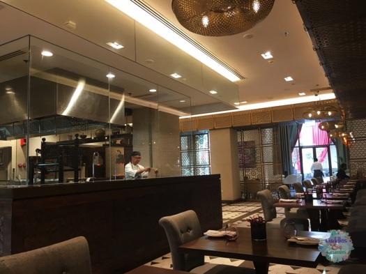 Boulevard Kitchen Open Kitchen