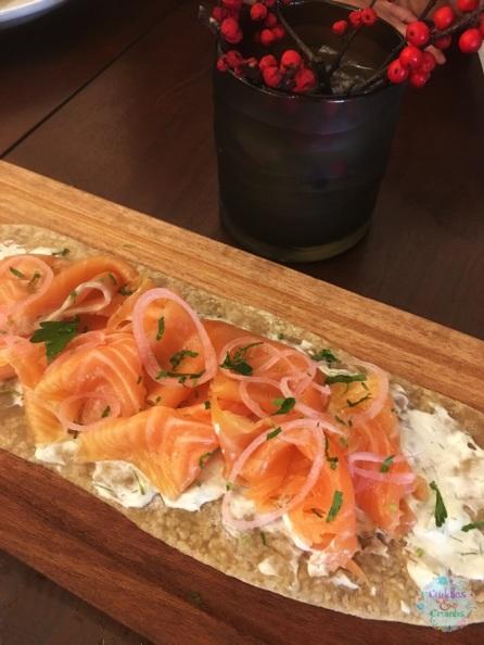 Boulevard Kitchen Smoked Salmon