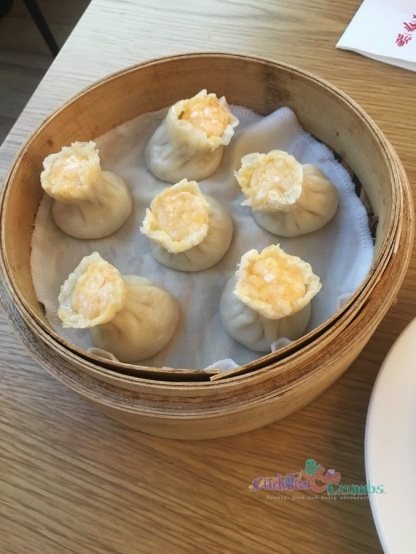 Chicken Shrimp Shu mai Din Tai Fung
