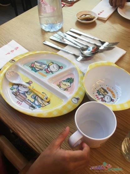 DTF Kiddie Plate
