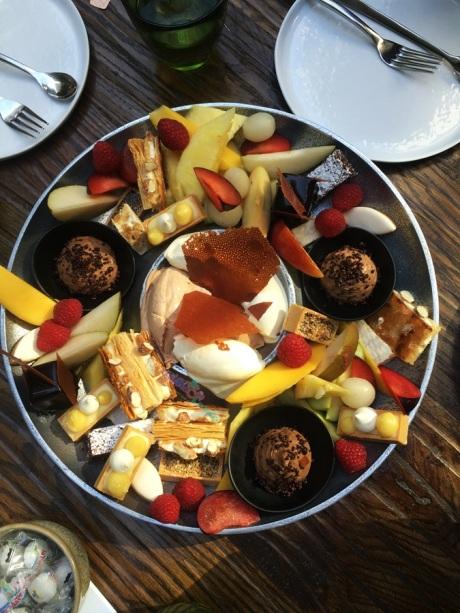 Boca Dessert Platter