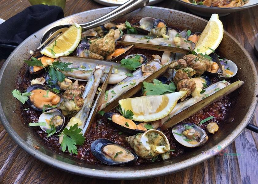 Boca Seafood Paella
