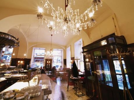 Cafe Diglas Copyright WienTourismus
