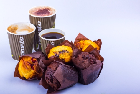Pronto Coffee Muffin