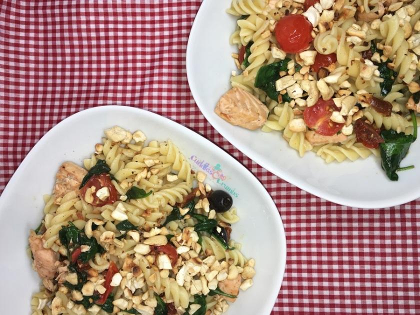 DinnerTime ME Summertime Fusilli