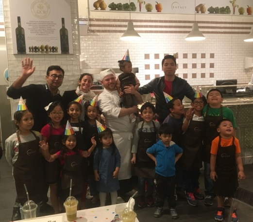 Eataly Pizza Workshop