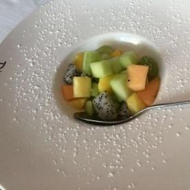 BiCE Ristorante Fruit Platter