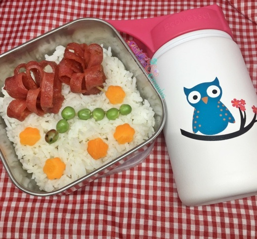 The Very Hungry Caterpillar Bento Lunchbox