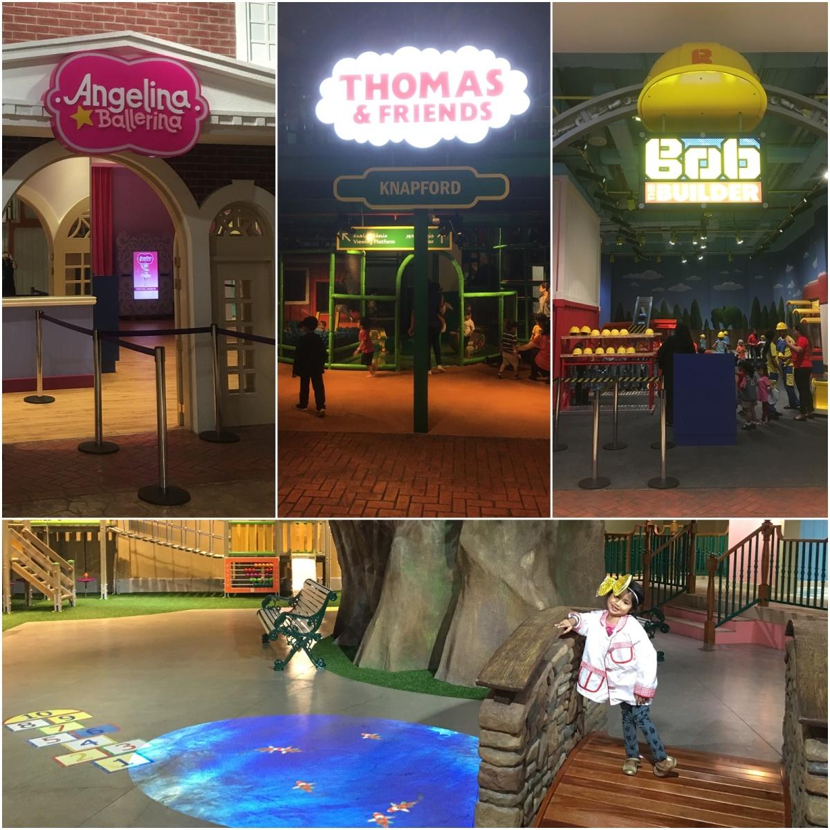 Indoor Fun at Mattel Play! Town