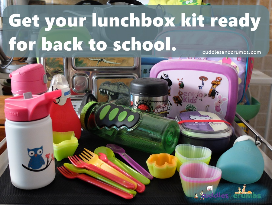 Lunchbox Kit Ready for Back to School