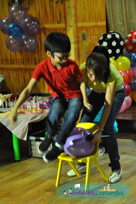 adventureland sahara centre party