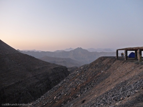 Jebel Jais Horizon