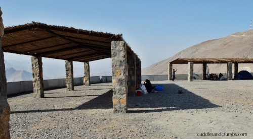Jebel Jais Camp Site