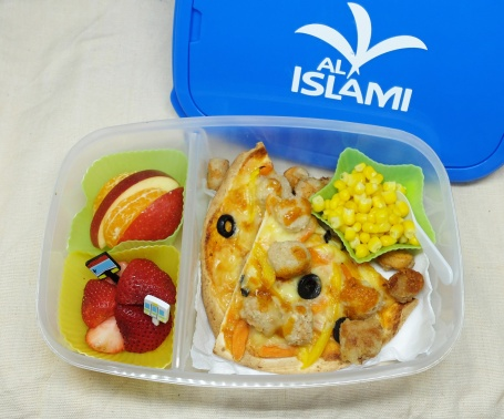 Al Islami Chicken Popcorn Bento Lunchbox