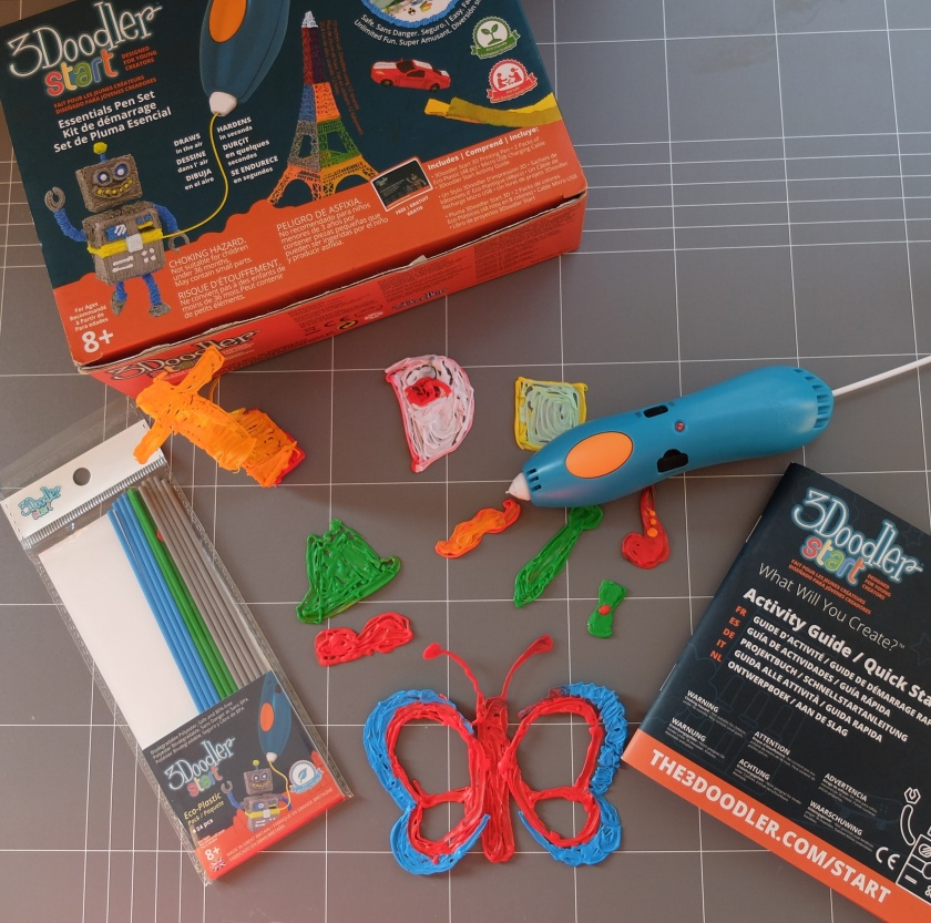 3doodler start 3d pen review
