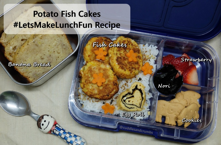 potato fish cake recipe