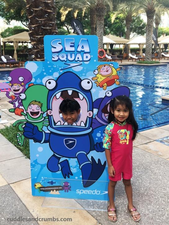 speedo swim squad class