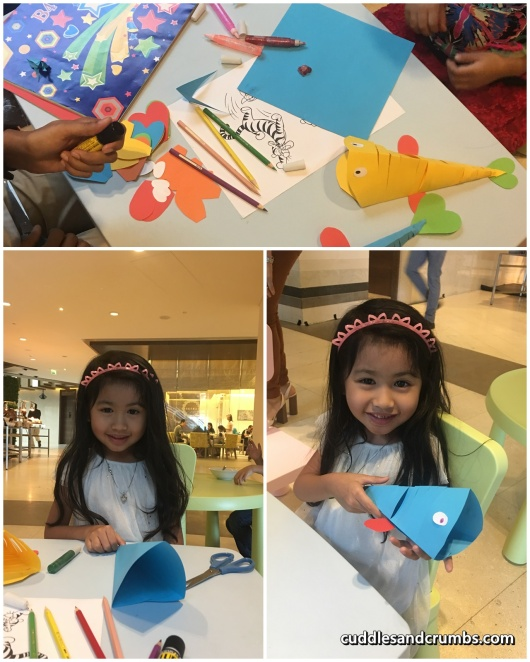 Sufra Friday Brunch Kids Activity