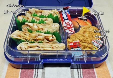 shawarma lunchbox