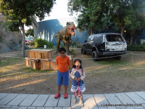 dinosaur park dubai