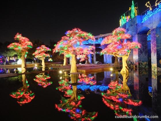 dubai glow garden