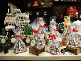 movenpick jlt gingerbread house