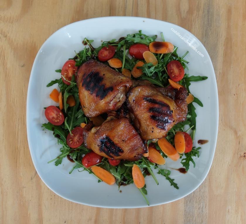 mama sitas barbecue chicken