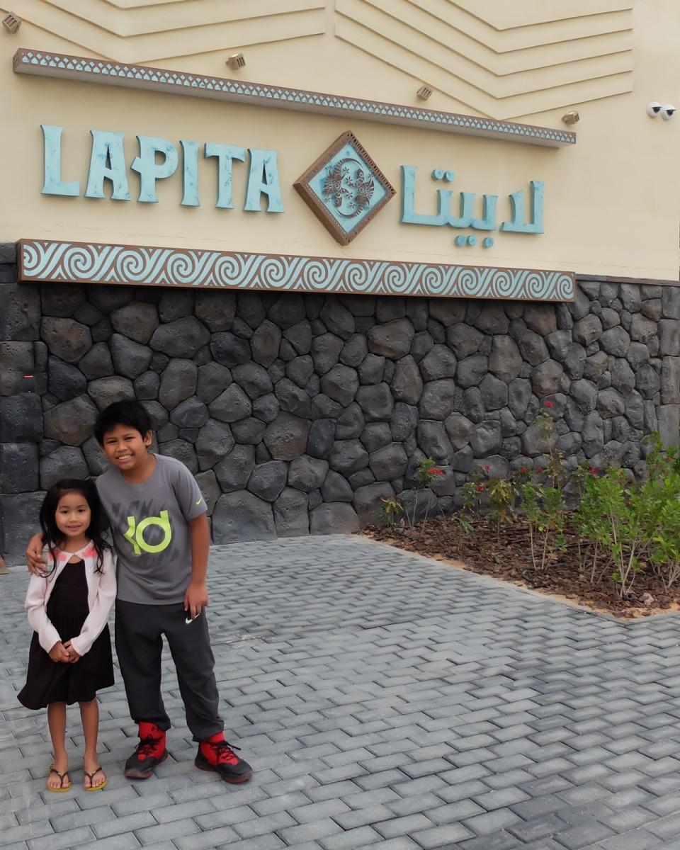 Daycation Brunch at Lapita Hotel