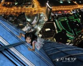 Burj Khalifa Souvenir Photo