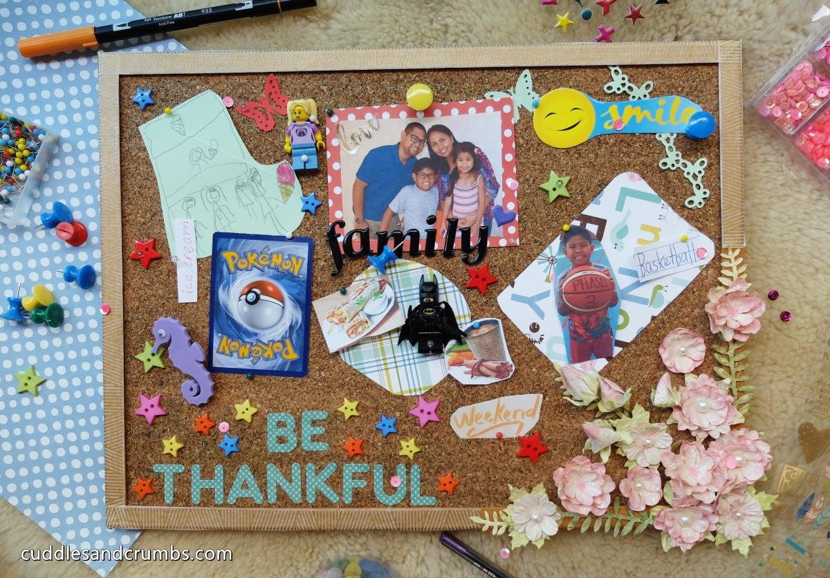 Birthday Blog Hop with Pretty Paper Studio: Gratitude Project