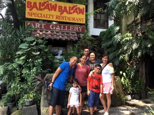 Balaw-Balaw Restaurant