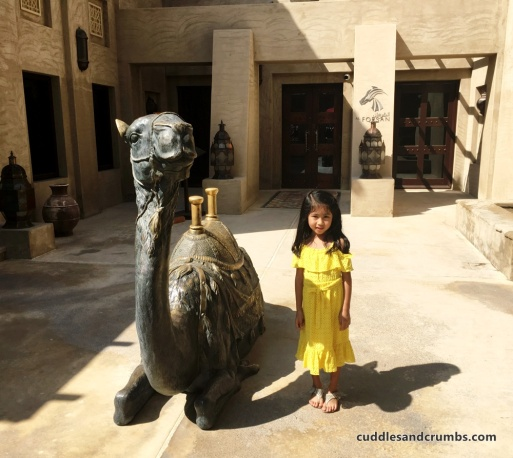 Bab Al Shams Friday Brunch