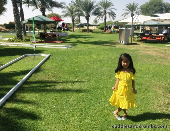 Al Forsan Brunch Outdoor Area
